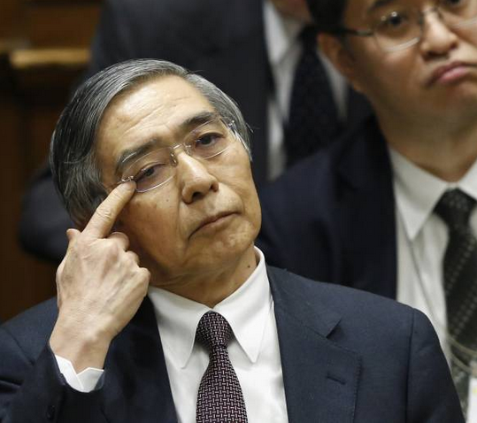 BOJ can control the inflation?