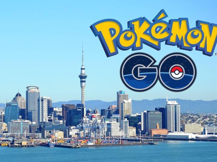 Pokemon GO! New Zealand needs you!