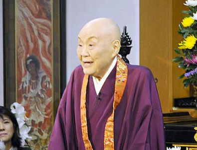 Female Priest In Buddism