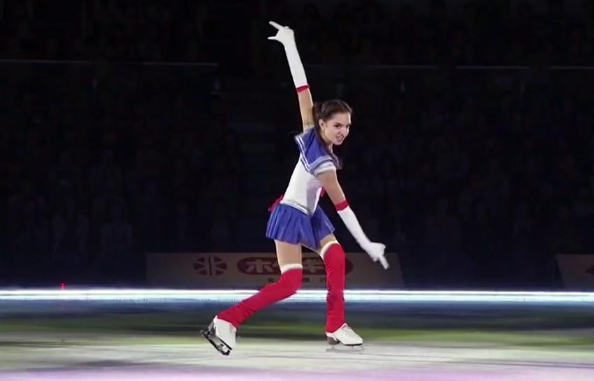 Sailor Moon Meets Yuri on Ice!