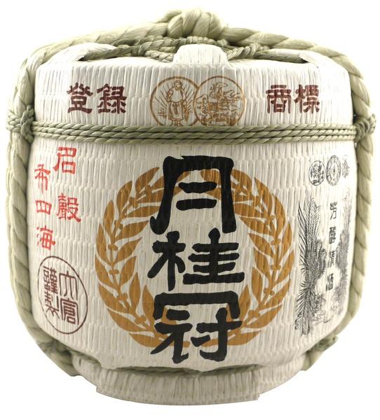 Sake and Sugi, the perfect match