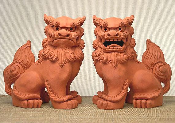 Shisa; Okinawa's Mystical Guardians